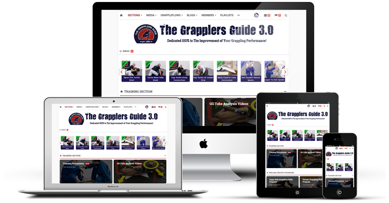 The Grapplers Guide